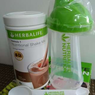 SALE💋New✔️Herbalife Weightloss Choco