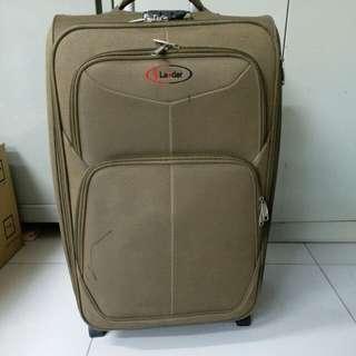2 Wheels Luggage Size H 25inch W 15inch