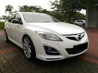 Mazda 6 2.5 AT 2010