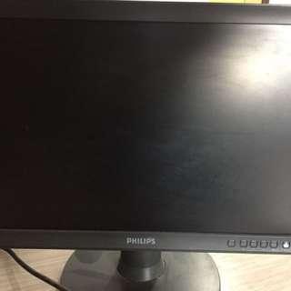 Philips 19.1吋 monitor