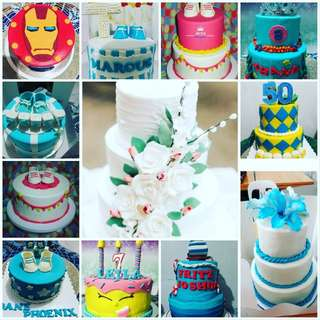 Customized Cakes