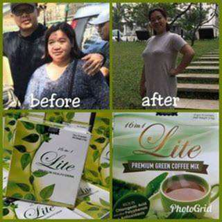 Lite 16in1 Slimming and Whitening Coffee and Juice