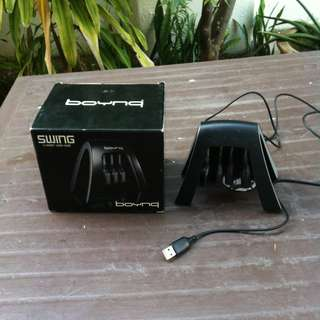 Boynq USB port.  Used only once.