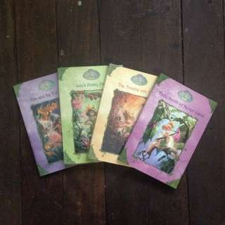Tinkerbell Fairies Series