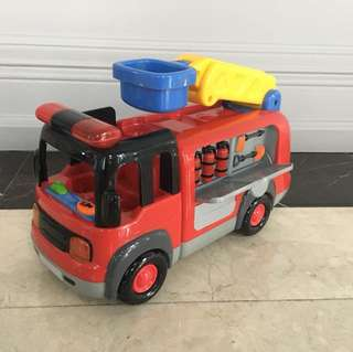 ELC Light & Sounds Fire Engine