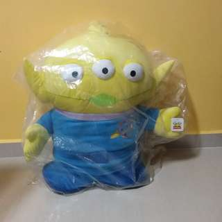 Brand new Alien Big Soft toy for sale!!