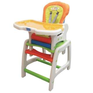 Lucky baby high chair