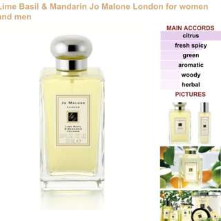 Jo Malone FOR SALE!!! (Authentic U.S. Testers)