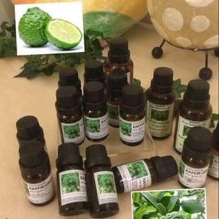 Essential oils Kaffir Lime leaf