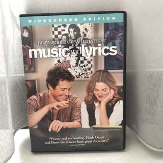 Romance Movie - Music and Lyrics ( Hugh Grant and Drew Barrymore)