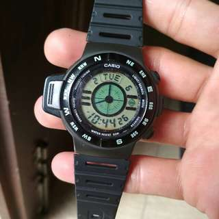 casio CPW 100 vintage