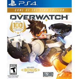 wts unredeem dlc overwatch game of the year edition