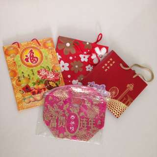 CNY Oranges Bag