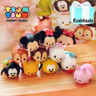 Tsum Cake Toppers (10 pieces per box)