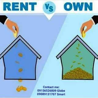 Rent to Own House and Condominium