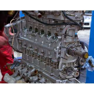 ENGINE / GEARBOX OVERHAUL @ CAR SERVICE
