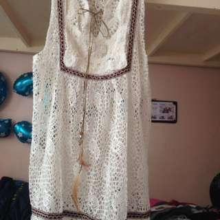 Boho Beach dress cover