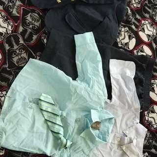 Americana suits/ polo