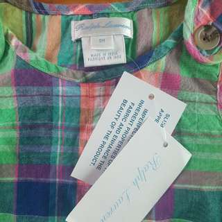 BNWT polo Ralph suit one piece onsies