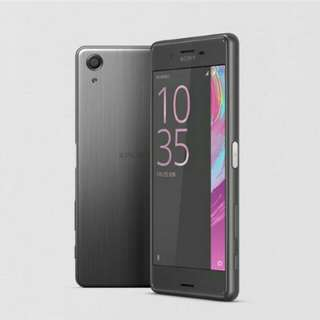 全新: Sony Xperia X Performance 黑色 行貨 全新機