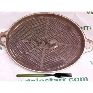 Grill Plate Perfect Steak