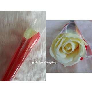 Soap Rose (Off White)
