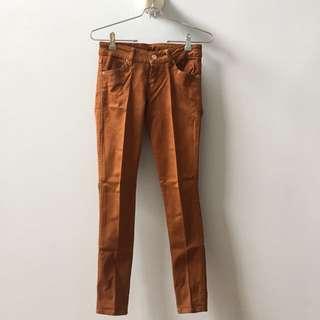 Celana panjang brown
