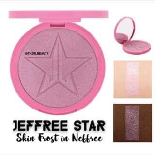 🚚 [SALE] Instock | Jeffree Star Skin Frost in Neffree