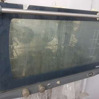 Professional pastry oven for sale