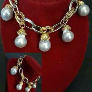 Southsea pearl bracelet