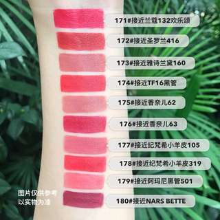 Handmade lipstick with all nature ingredients