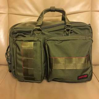 BRIEFING Neo Trinity Liner 3way Bag Ranger Green USA