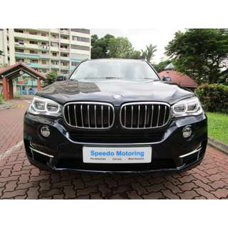 BMW X5 xDrive35i Auto 7-Seater