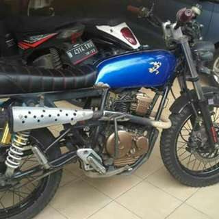 Scorpio 2005 custom