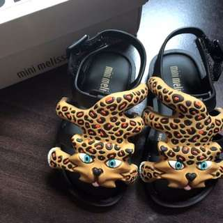 Mini melissa jeremy scott tiger flox