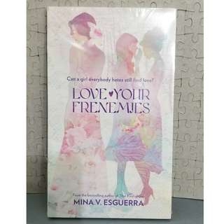 Love your Frenemies by Mina V Esguerra