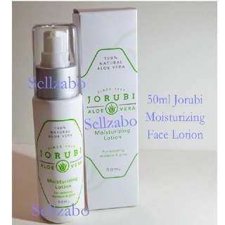 Moisturising Jorubi Aloe Vera Moisturizing Face Lotion Facial Skin Care Skincare Beauty Moisturiser Moisturizer Serum Cream