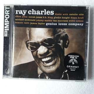 CD: Ray Charles