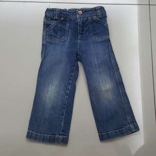 Tommy Hilfiger Baby Jeans (2years)
