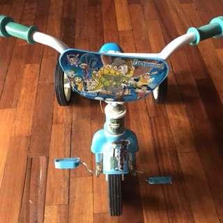 Sepeda Anak Doraemon