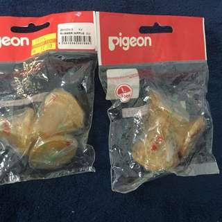 Pegion Teats 2 pack size L