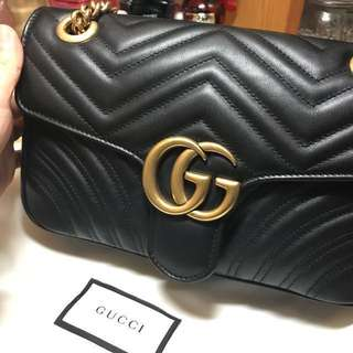 Gucci Marmont Bag _ Size S