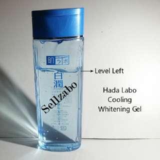 Cooling Whitening Gel : Hada Labo Face Facial Skincare Skin Care Sellzabo 5 In 1 Lotion Essence Emulsion Mask Astringent Refreshing