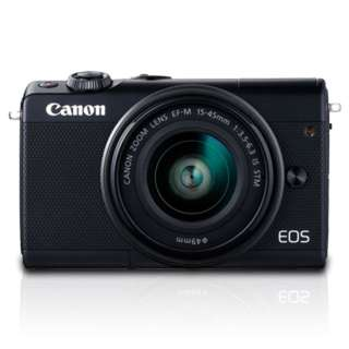 Canon EOS M100 Kit (EF-M15-45 IS STM)