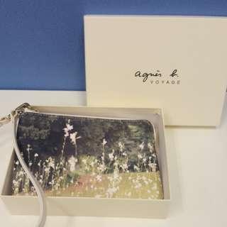 Agnes b 袋 (有原裝盒)