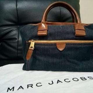 Marc Jacobs Denim handbag original