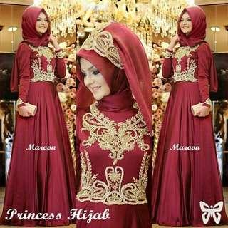 Gamis princess