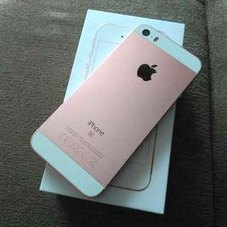 Used iPhone SE 16GB/64GB Original Condition