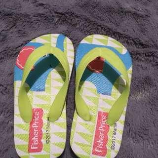 Fisher price slipper