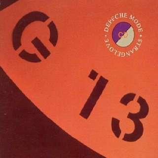 Depeche Mode - Strange Love (CD single)